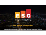 ESG: HPE Nimble Storage dHCI Technical Validation