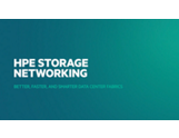 Redefine HPE Storage Networking