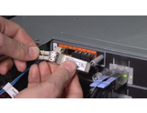 Replacing an SFP