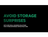 Avoid Storage Surprises - High Availability SMB Solution