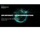Announcing VM Recommendations live on HPE InfoSight