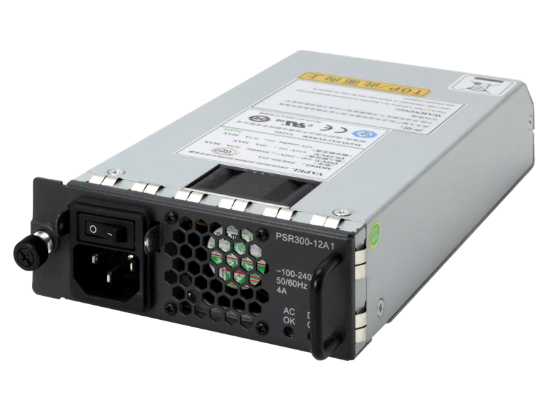 HPE X351 300W 100-240VAC to 12VDC Power Supply