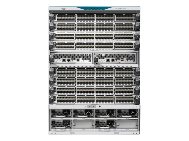 HPE StoreFabric SN8500C Director Switch