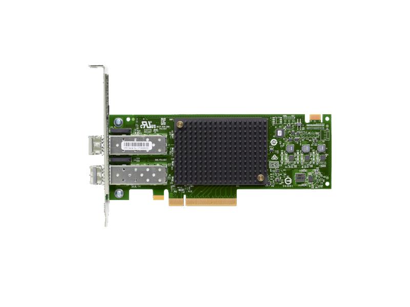 HPE StoreFabric SN1600E 32Gb 2P FC HBA