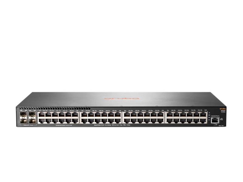 Aruba 2930F 48G 4SFP+ Switch