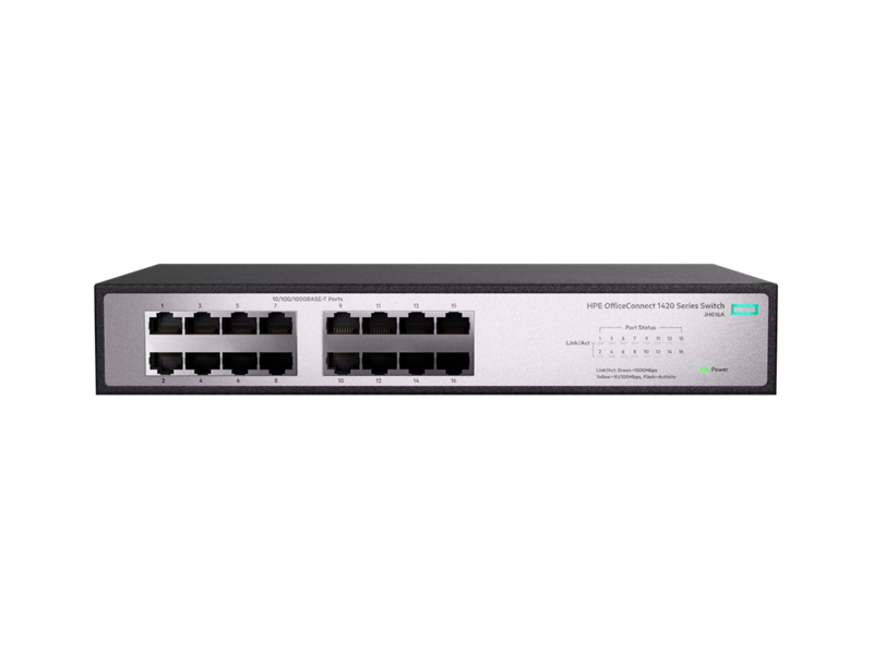 HPE OfficeConnect 1420 16G Switch - JH016A
