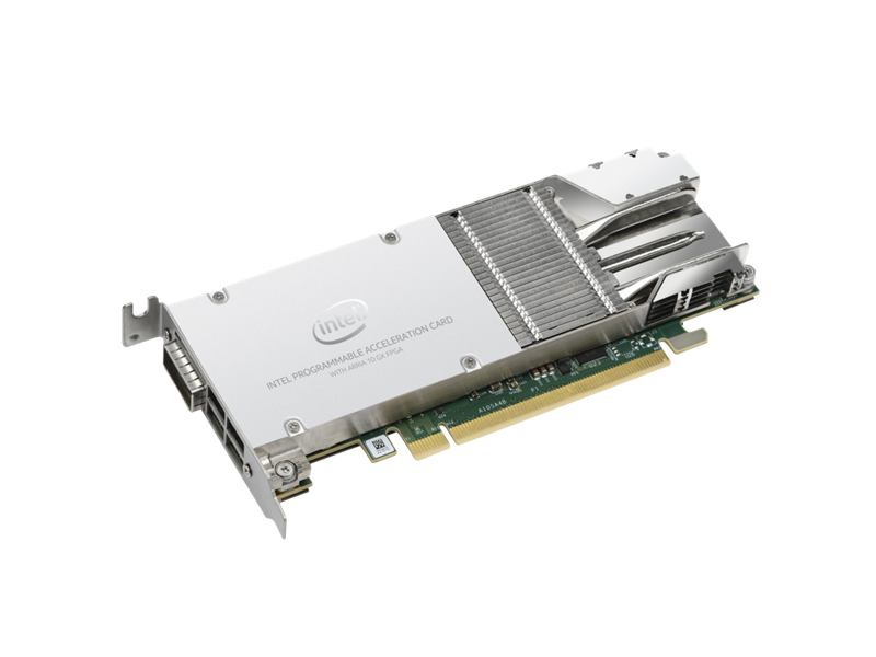 HPE Intel Arria 10 GX FPGA Accelerator