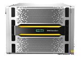 Базовое хранилище HPE 3PAR 9450, 2 узла, полный набор ПО для одной системы