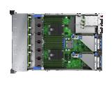HPE ProLiant DL385 Gen10 - Top Down Interior