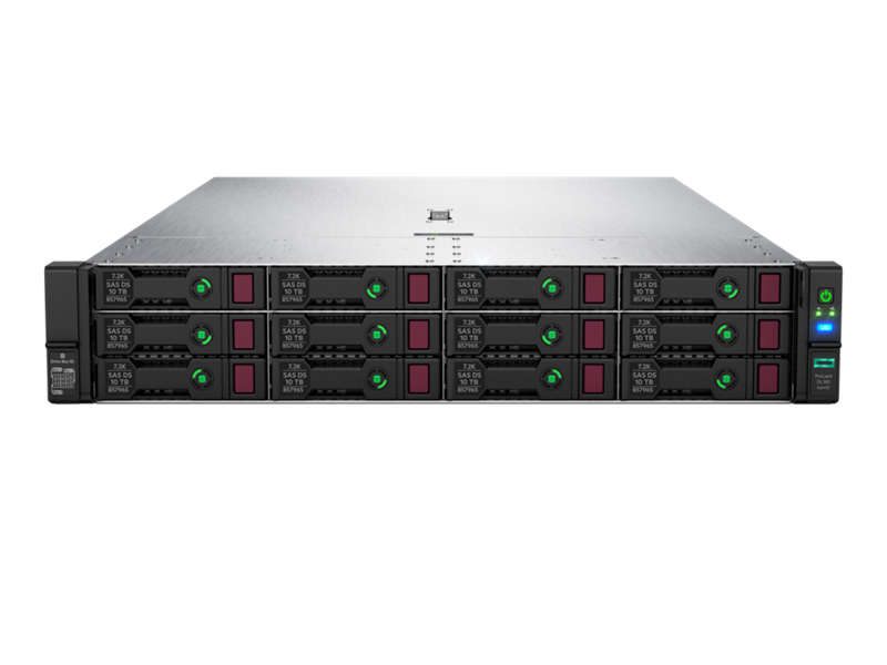 HPE ProLiant DL380 Gen10 Server Cohesity DataPlatform