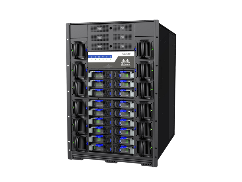 Mellanox InfiniBand EDR 324 Port Switch Chassis