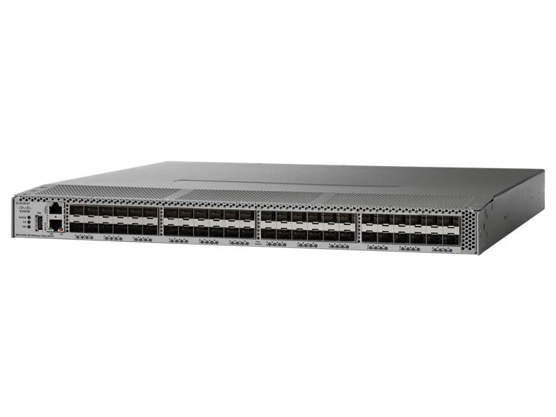 HPE StoreFabric SN6010C Fibre Channel Switch