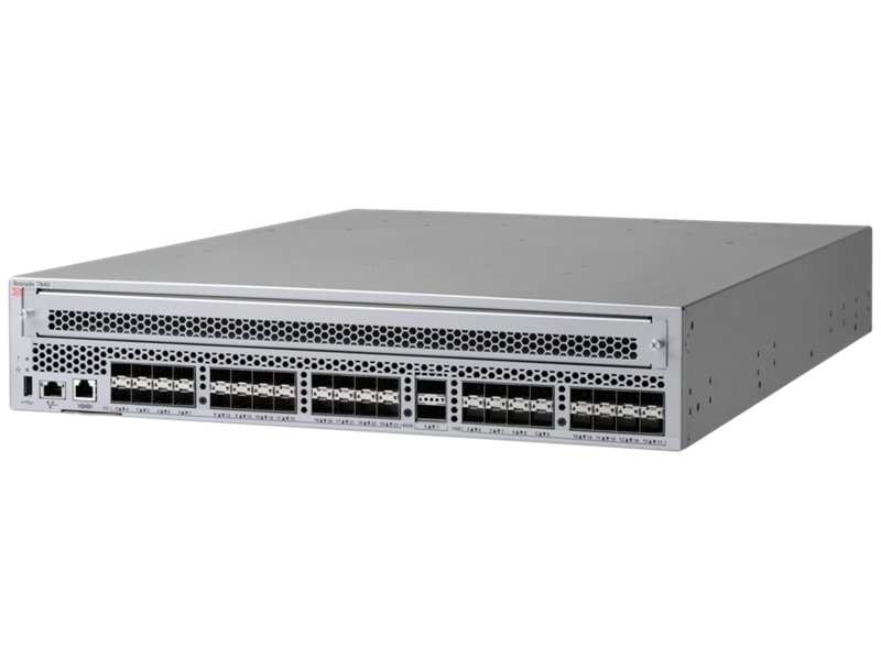 HPE StoreFabric SN4000B SAN Extension Switch