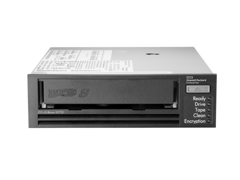 HPE StoreEver LTO-8 Ultrium 30750, internal