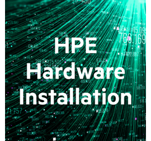 HPE StoreOnce Single and Catalyst Installation and Startup Service