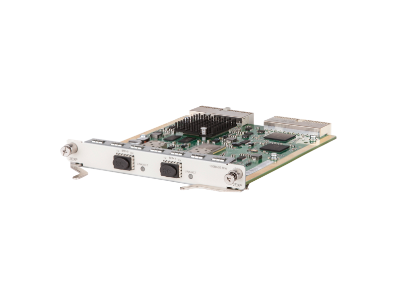 HP HSR6800 2-port 10GbE SFP+ HIM Router Module, JH143A