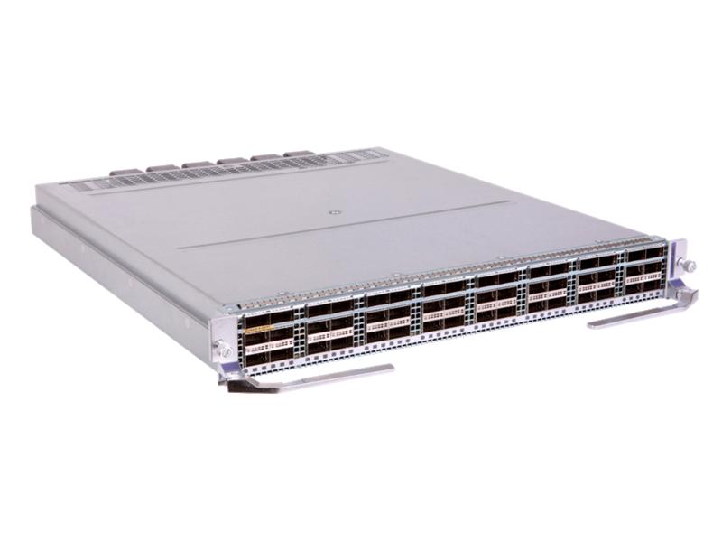 HPE FlexFabric 12900E 48-port 40GbE QSFP+ HB Module, JH359A