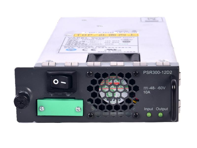 HPE X351 300W -48/-60VDC to 12VDC Power Supply, JG528A