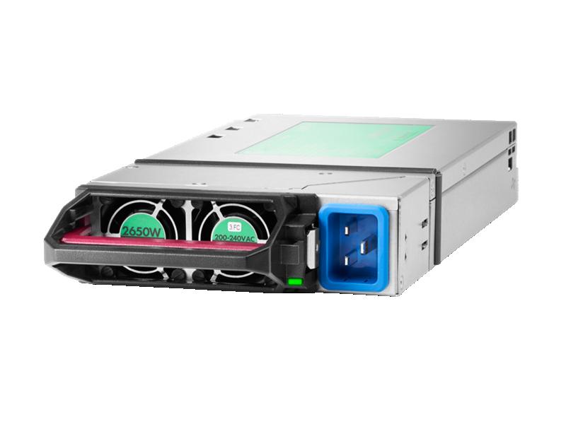 HPE 2650W AC Titanium Hot Plug Power