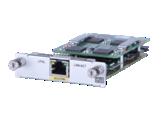 HPE MSR 1-port E1/T1 Voice SIC Module, JH240A