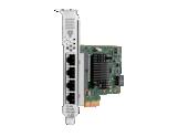 HPE Ethernet 1Gb 4-port BASE-T I350-T4V2 Adapter