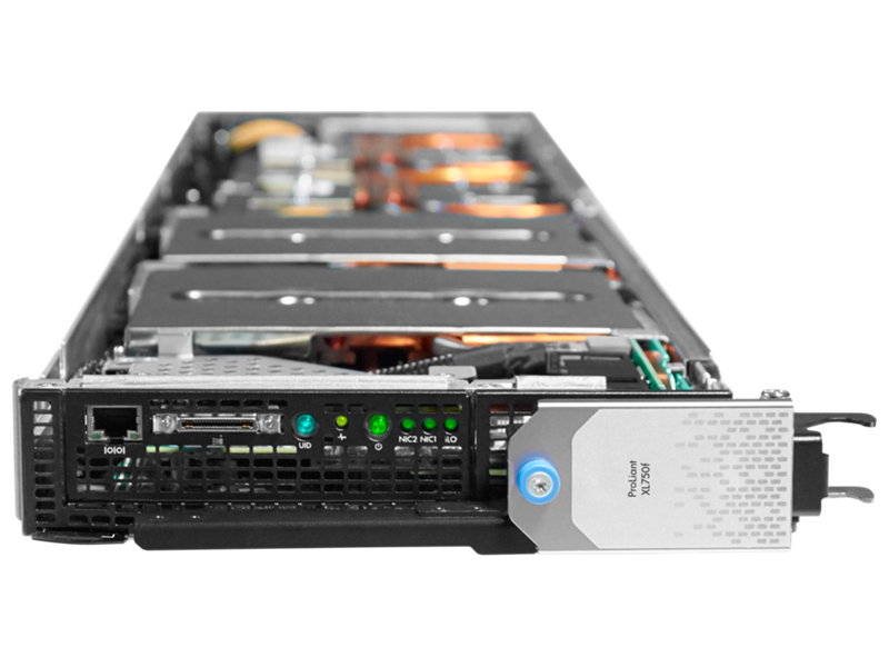 HPE ProLiant XL750f Gen9 Server