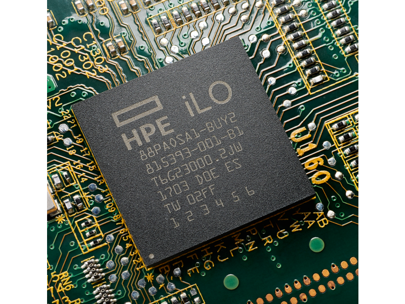 HPE Integrated Lights-Out 5 Gen10, iLO 5 Gen10