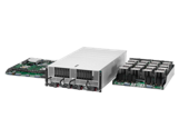 HPE Apollo 6500 Gen10, HPE ProLiant XL270d Gen10 Server, motherboard, SXM-2 module