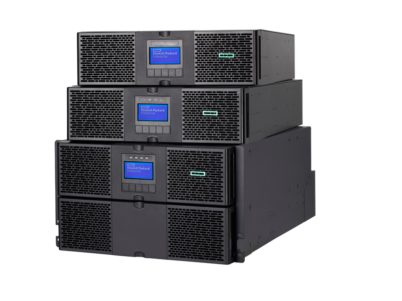 HPE Online Double Conversion Rackmount Uninterruptible Power System