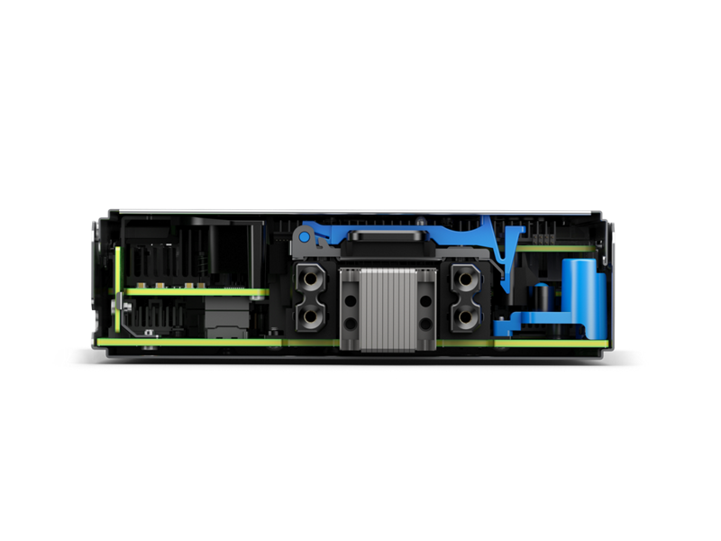 HPE ProLiant BL460c Gen10 for HPE BladeSystem - Rear