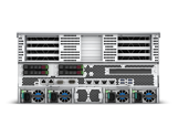 HPE Superdome Flex Server - Rear, 12 PCIe
