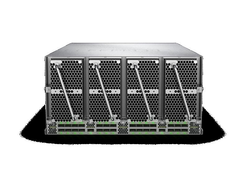 HPE Superdome Flex Server - Front