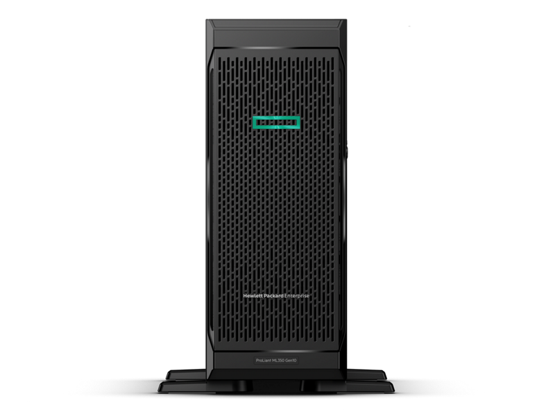 HPE ProLiant ML350 Gen10 Server - Front