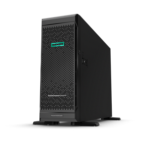 HPE ProLiant ML350 Gen10 4208 1P 16GB-R E208i-a 4LFF 1x500W RPS Server