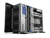 HPE ProLiant ML350 Gen10 Server - Interior