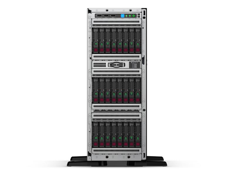 HPE ProLiant ML350 Gen10 Server - Front
