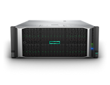 HPE ProLiant DL580 Gen10 - Front with bezel