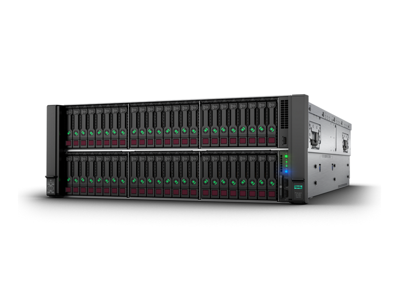 HPE ProLiant DL580 Gen10 Server - Hero 48SFF