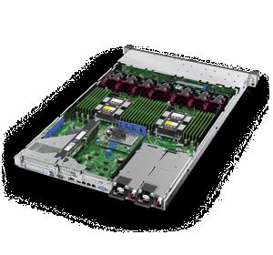 HPE ProLiant DL360 Gen10 - Interior