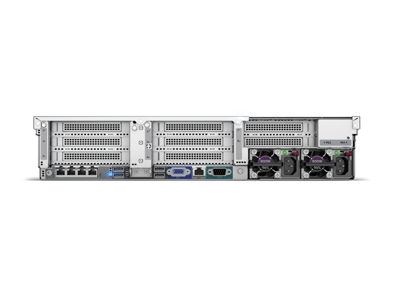 HPE ProLiant DL560 Gen10 - Rear