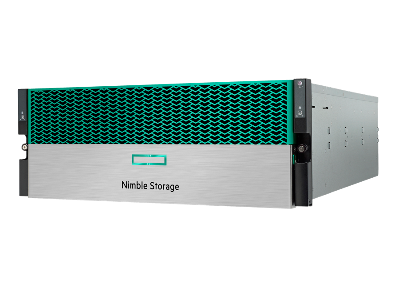 HPE Nimble Storage Adaptive Flash Arrays