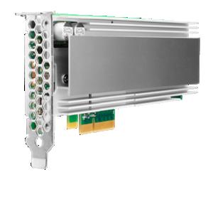 HPE 750 GB PCIe x4 schreibintensive HHHL Special SSD Karte mit digital signierter Firmware
