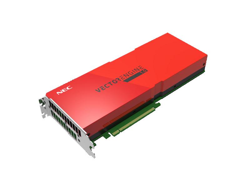 NEC Vector Engine Accelerator Module