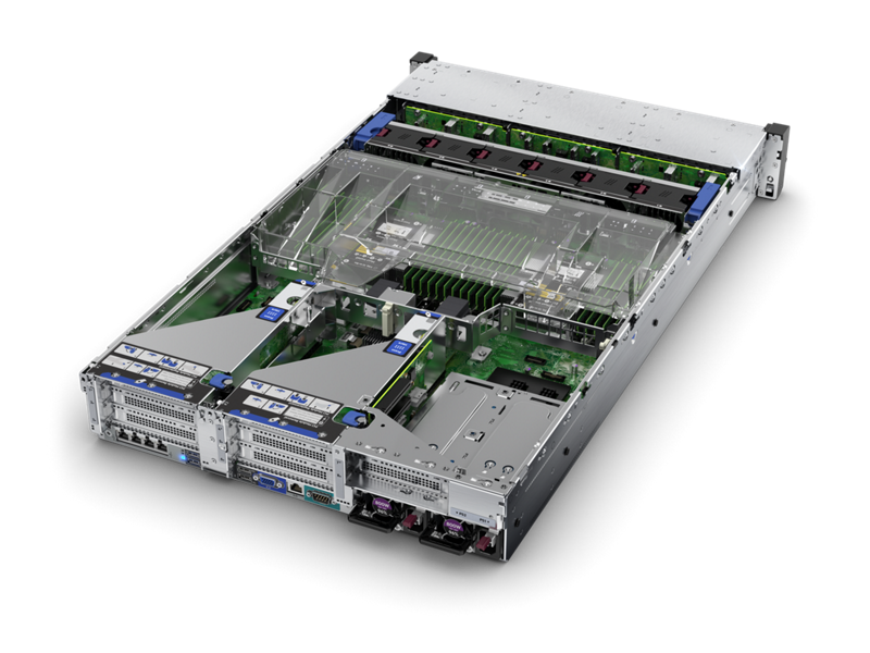 HPE ProLiant DL560 Gen10 - Interior