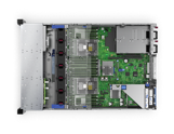 HPE ProLiant DL380 Gen10 - Top Down Interior (SFF)