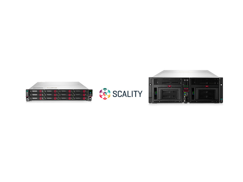 HPE Scalable Object Storage with Scality RING