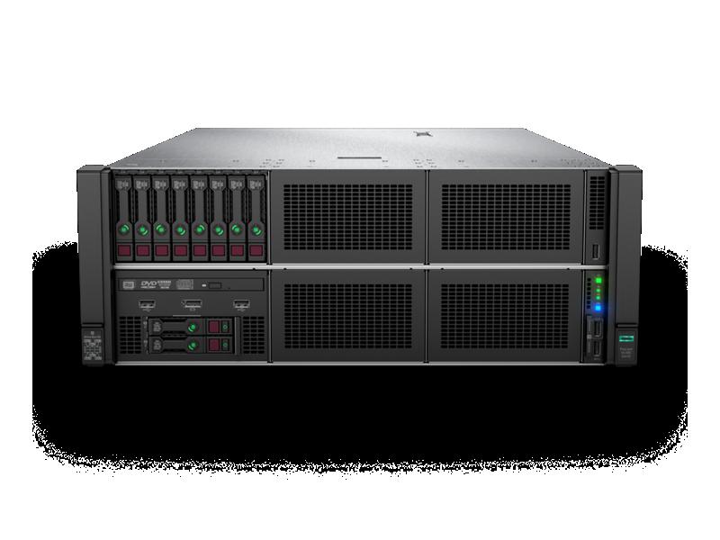 Hpe Proliant Dl580 Gen10 Server Hpe Store Us