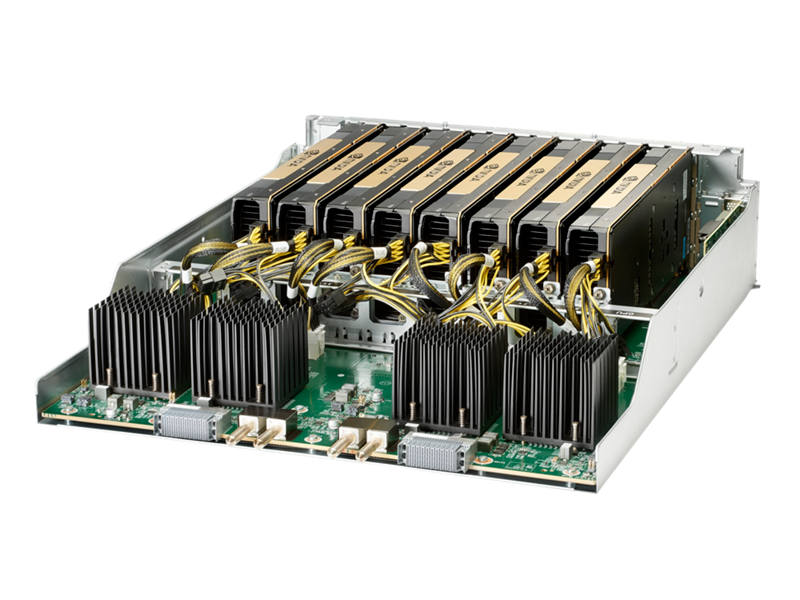 HPE Apollo 6500 Gen10, HPE ProLiant XL270d Gen10 Server, PCIe module