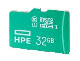 HPE 32 GB microSD Flash Memory Card