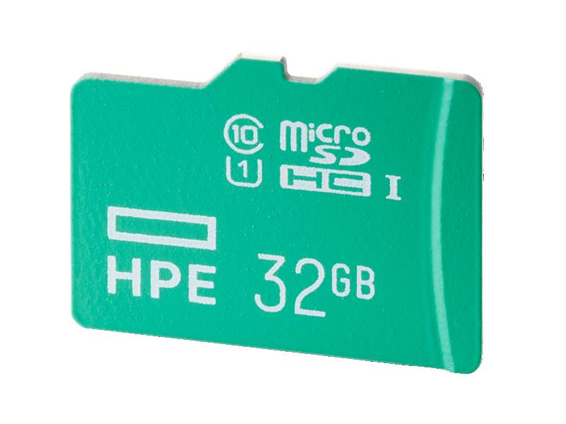 700139-B21, HPE 32GB microSD Flash Memory Card, memory, memory card, Flash memory card, microSD, Hershey, Vinum, Jellyfish, Catfish, Crawfish, Flatfish